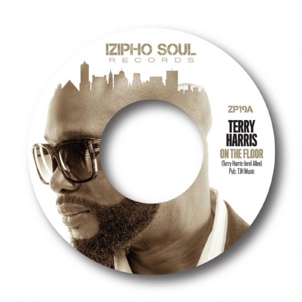 TERRY HARRIS - ON THE FLOOR / IT NEVER RAINS.
